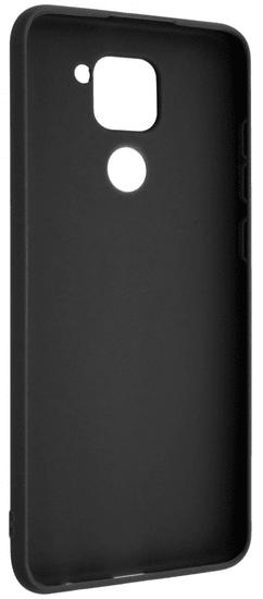 FIXED Zadní pogumovaný kryt Story pro Xiaomi Redmi Note 9 FIXST-517-BK, černý