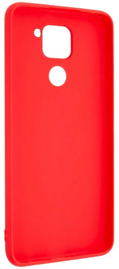 FIXED Zadní pogumovaný kryt Story pro Xiaomi Redmi Note 9 FIXST-517-RD, červený