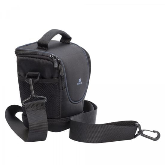 RivaCase 7201 torba za SLR fotoaparat, črna