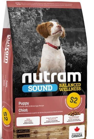 Nutram Sound Puppy 2 kg