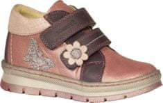 Szamos lány cipő 1562-401122, 25, világos rózsaszín