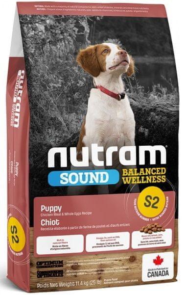Nutram Sound Puppy 11,4 kg