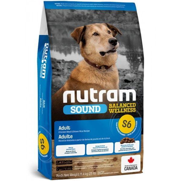 Nutram Sound Adult Dog 2 kg