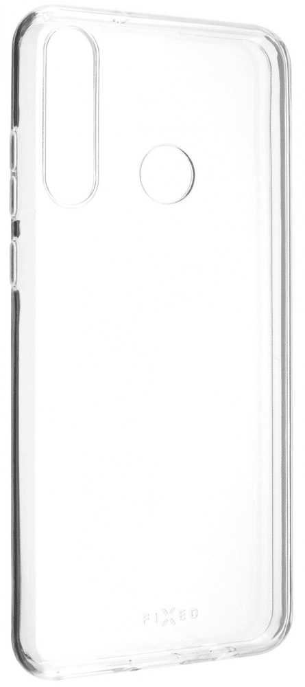 FIXED TPU gelové pouzdro pro Huawei Y6p FIXTCC-551, čiré