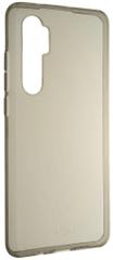 FIXED Ultratenké TPU gélové puzdro Skin pre Xiaomi Mi Note 10 Lite, 0,6 mm FIXTCSM-533, dymové