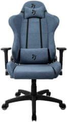 Arozzi Torretta Soft Fabric, modrá (TORRETTA-SFB-BL)