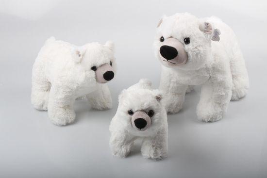 SELIS polarni medvedek, 33 cm
