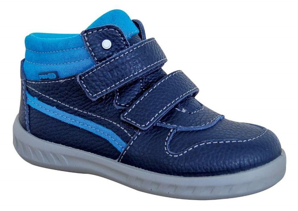 Protetika dětská celoroční obuv NORIS TYRKYS 72052 33 tmavě modrá