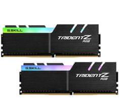 G.Skill Trident Z RGB pomnilnik (RAM), DDR4 16 GB (2x8GB), 3600 MHz, CL18 (F4-3600C18D-16GTZRX)