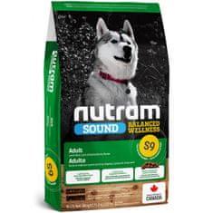 Nutram Sound Adult Dog Lamb 11,4 kg