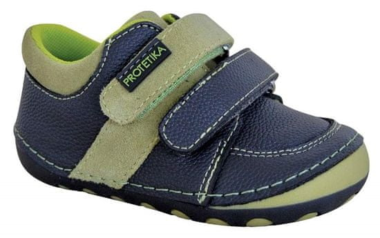 Protetika Kleo flexi barefoot cipele za dječake green 72017