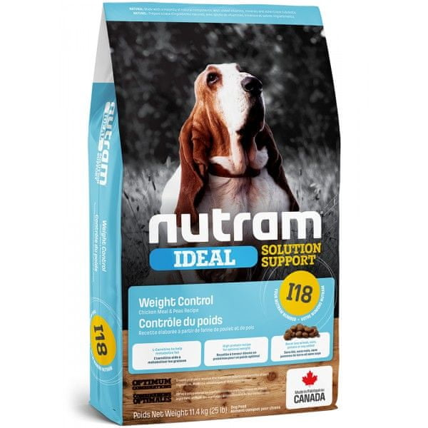 Nutram Ideal Weight Control 11,4 kg