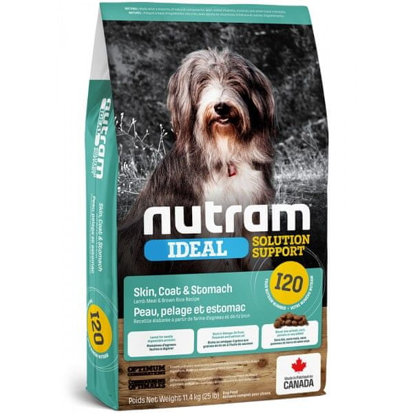 Nutram Ideal Sensitive Dog 11,4 kg