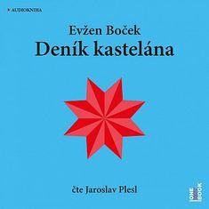 Boček Evžen: Deník kastelána - MP3-CD