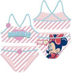 Disney Minnie lány bikini, 98 - 104, rózsaszín