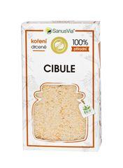 SanusVia Cibule granulovaná 36g