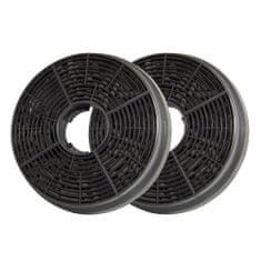 BOMANN Ogljikovi filtri , KF 563, 2 kosa, za nape DU 773, DU 652 in DU 650