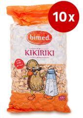 arašidi, suho praženi in soljeni, 10 x 500 g