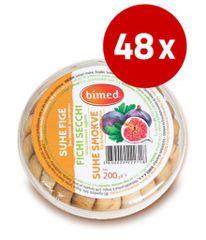 Bimed fige garland, 48 x 200 g