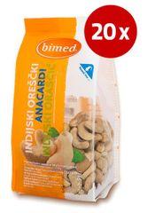 Bimed indijski oreščki, 20 x 100 g