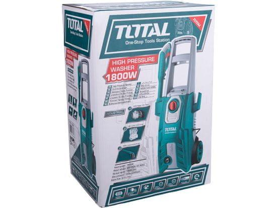 Total One-Stop Tools Čistič vysokotlaký, 1800W, industrial