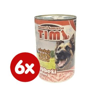 FALCO TIM drůbeží 6x400 g