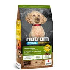 Nutram Total Grain Free Small Breed Lamb, Legumes Dog 2 kg