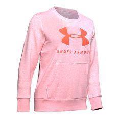 Under Armour 12.1 RIVAL FLEECE SPORTSTYLE GRAPHIC CRE, 12.1 RIVAL FLEECE SPORTSTYLE GRAPHIC CRE | 1349095–691 | MD