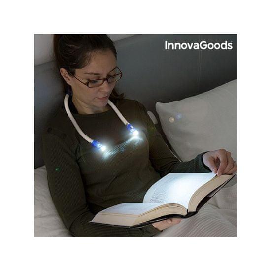 InnovaGoods bralna LED lučka