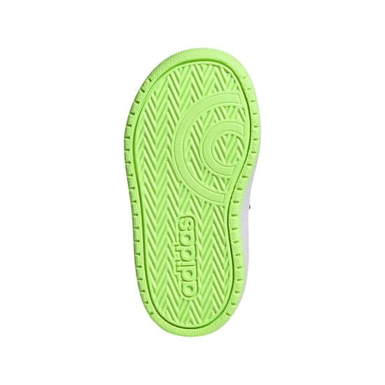 Adidas fantovski teniski HOOPS 2.0 CMF I, 23, beli