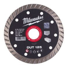 Milwaukee Diamantový kotúč DUT 125 × 22,2 mm