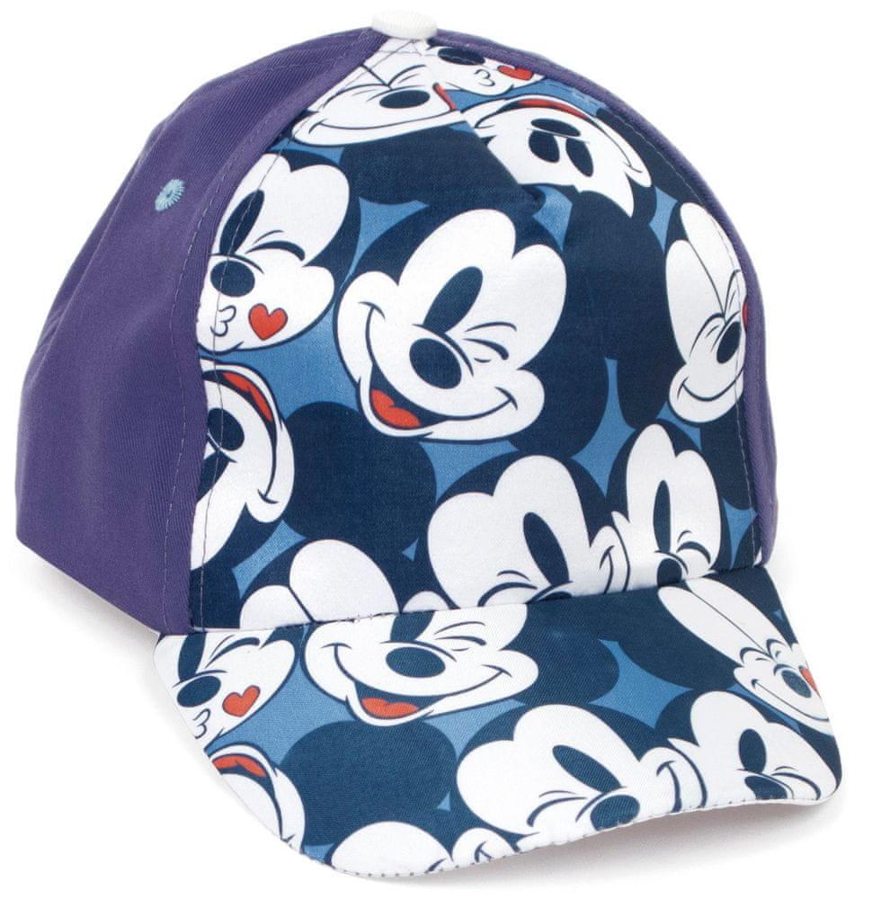 Disney chlapecká kšiltovka Mickey Mouse