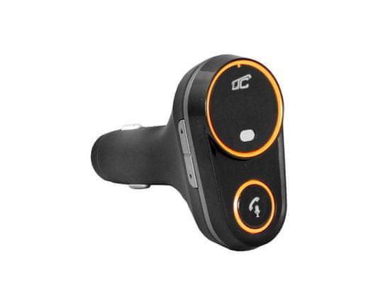 LTC FM oddajnik bluetooth za prostoročno telefoniranje 2XUSB 4.8A