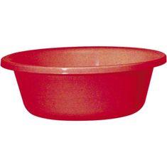 Gastrozone Mísa tvrdý plast 1,2 l, červená
