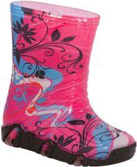 Zetpol dekliški škornji szuwarek 32, 31/32, roza