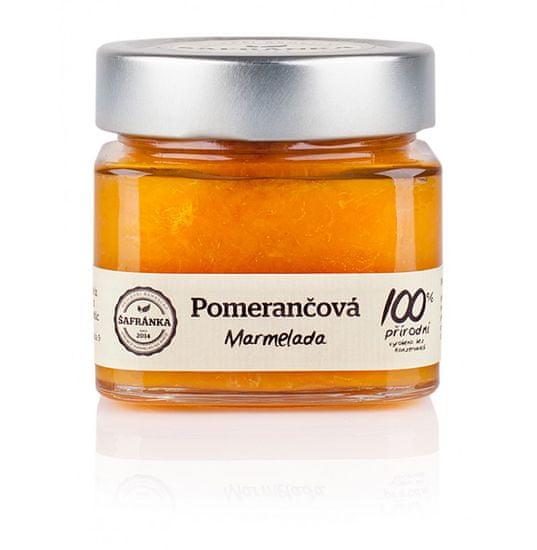 Marmelády Šafránka Pomerančová marmeláda 270g