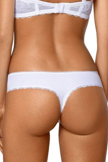 Nipplex Stringi damskie Elise II white