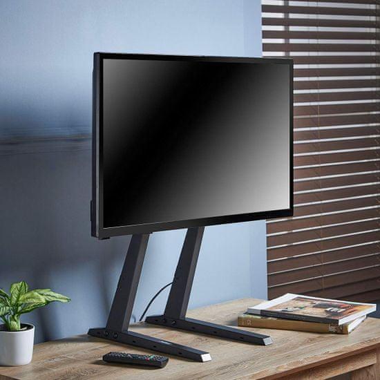 VonHaus TV namizni podstavek, 94-177,8 cm, nastavljiv, do 35 kg