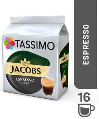 Jacobs Tassimo Krönung Espresso káva v kapsulách