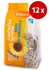 Bimed sončnična semena, 12 x 200 g