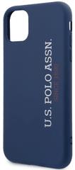 U.S. Polo Assn. Silicone Effect kryt pro iPhone 11 USHCN61SLNVV2