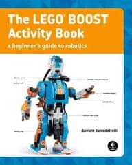 Lego Boost Activity Book