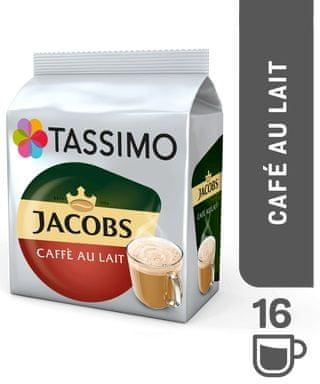 Jacobs Tassimo Krönung Cafe Au Lait s káva v kapslích