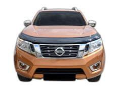 SCOUTT Deflektor prednej kapoty Nissan Navara NP300 2014-vyššie