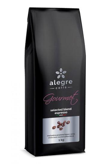 Alegre caffè Gourmet pržena kava, u zrnu, 1 kg
