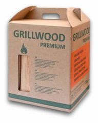 Drevo na grilovanie 12 kg Grillwood Premium