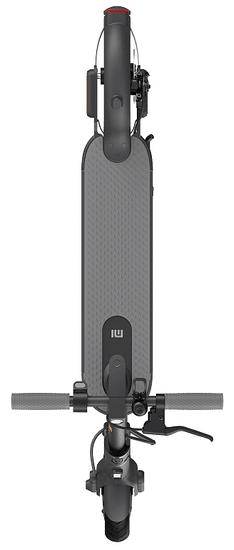 Xiaomi Mi Scooter 1S električni skiro, črn