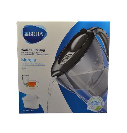 BRITA Marella XL 2,4 L Memo sivá (vrátane 1MX+)