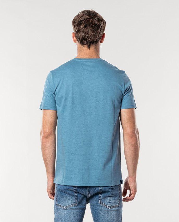 Rip Curl pánské tričko Lee Etz Tee S modrá