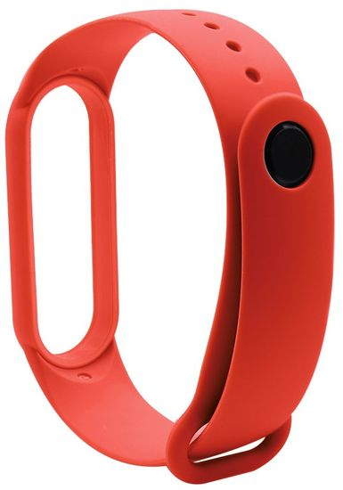 EPICO Silicone Strap zamjenski remen Xiaomi Mi Band 5/6 (50818101100001), crveni